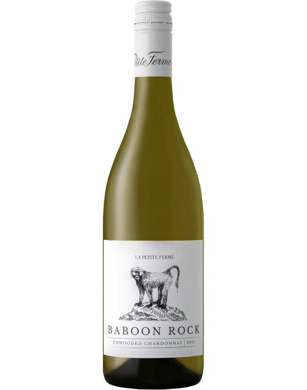 La Petite Ferme Baboon Rock Un-wooded Chardonnay 2021