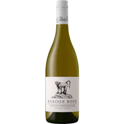 La Petite Ferme Baboon Rock Un-wooded Chardonnay 2019