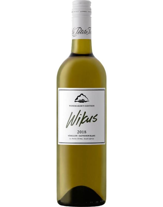 La Petite Ferme Winemakers Edition  Wikus Blend 2018