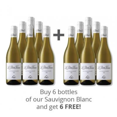 La Petite Ferme Sauvignon Blanc Promotion