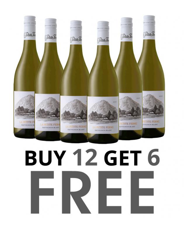 La Petite Ferme Sauvignon Blanc 2020 Promotion